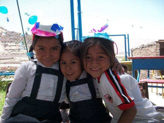 Celebrations in Peru