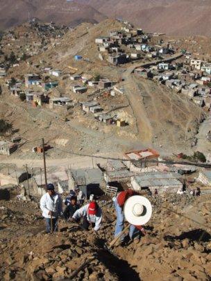 Remote communities where we work