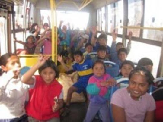 Peru Field trip