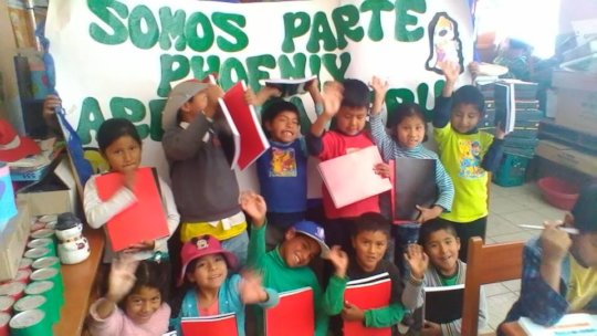 Education & nutrition for 60 children in Peru