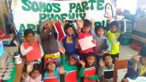 Education & nutrition for 150 children in Peru