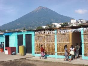 The new school in Santa Maria