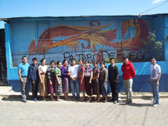 Itzapa local teachers
