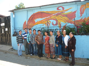 Our local teachers in Itzapa