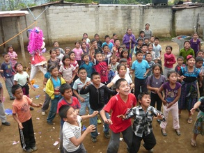 Day of the Child Itzapa