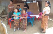 Education & food for 500 children in Guatemala
