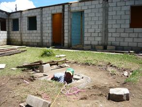 Watertank finished in Santa Maria