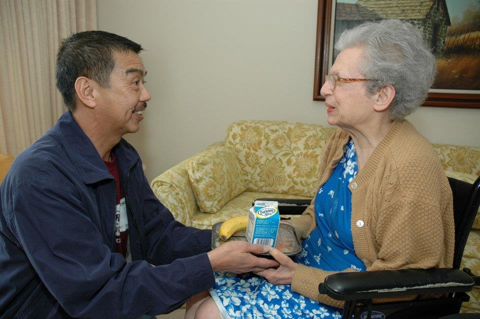 Feed 1750 Meals to Homebound Seniors
