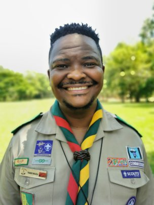 Thabiso the Scout!