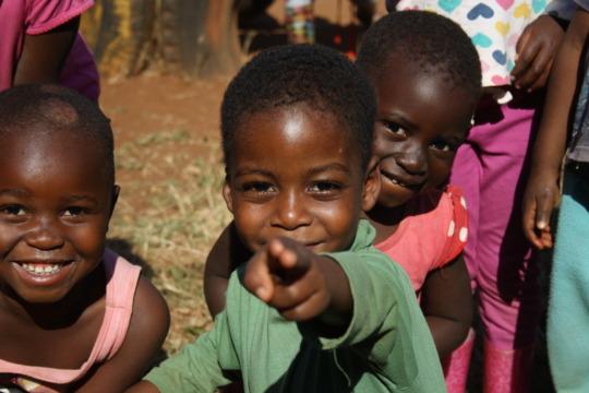 Lifeskills 2,743 vulnerable children South Africa