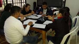 Teachers preparing