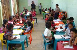 New classrooms like these needed!