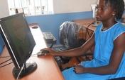 Computer Savvy Girls Through Computer Training