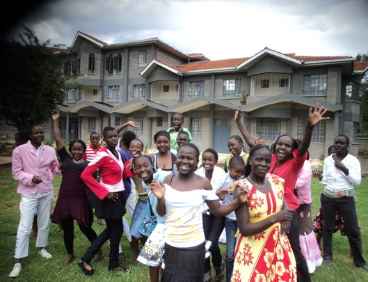 Empowering Girls in Kibera