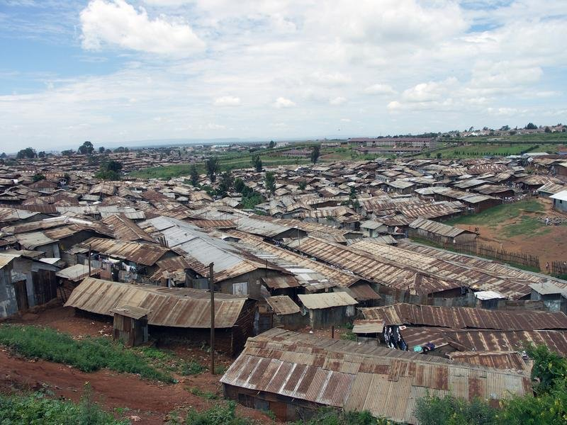 Recycling 2,000 Tons of Trash in Kibera