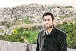 Abir's father, Bassam Aramin