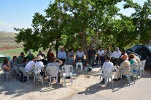 Meeting in Yanun
