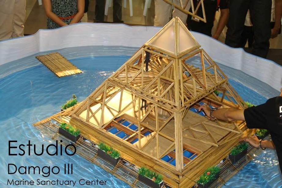 Estudio Damgo III: A Filipino Design+Build Studio