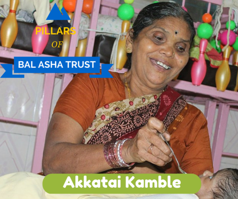 Amazing women - Akkatai Kamble