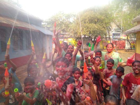 Grand Holi Celebrations