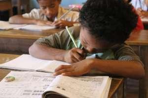 Helping children get an educaiton