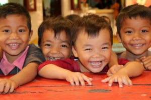 Helping Cambodian children and youth