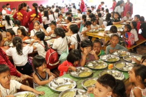 healthy meals for children and youth