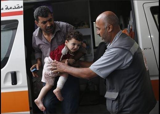 Emergency Aid for Children in Gaza