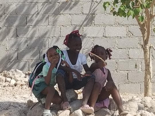 Girls in the Shade