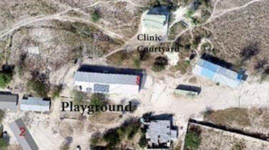 Playground and Courtyard