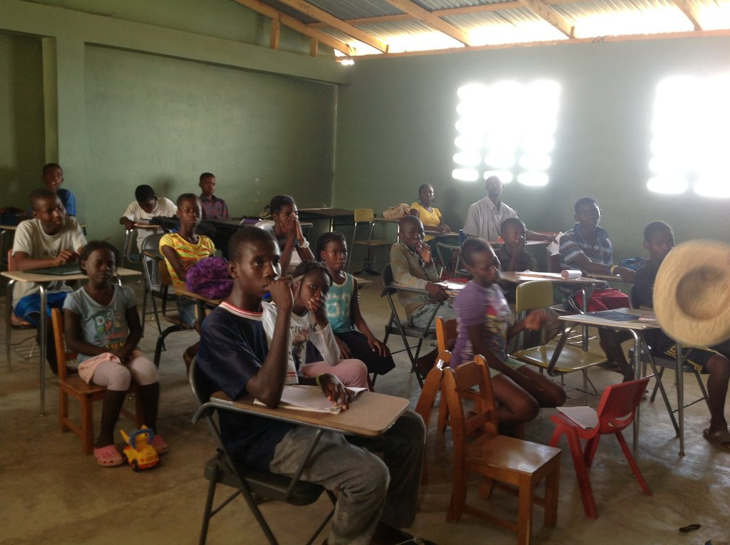 Making a Healthplan for Life for Haitian Children