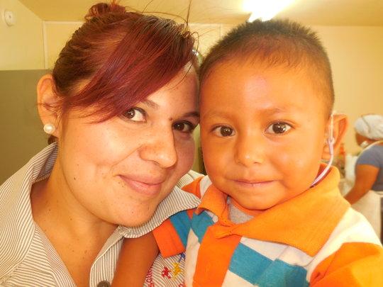Educate Deaf Children in Mexico