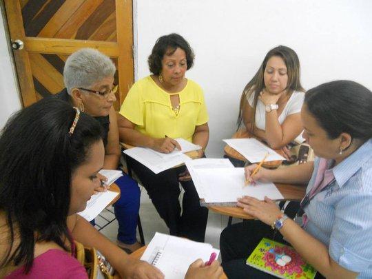 Taller implementacion centros de aprendizaje