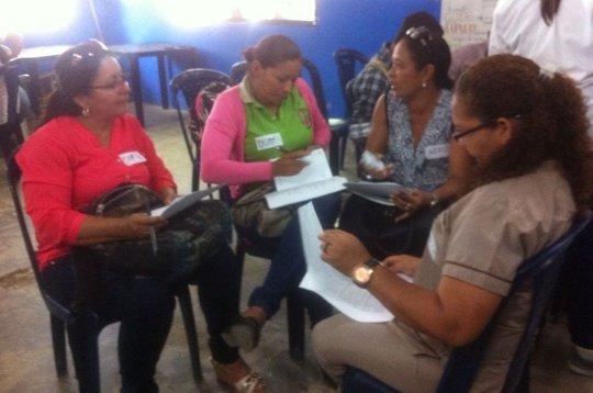 Teachers workshop El Reten