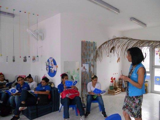 CDI 20 de Julio workshop