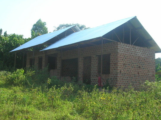 Windows and doors for a childrens Home in Uganda