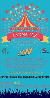 Our Carnival's invitation