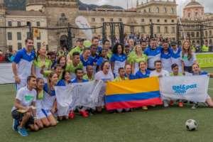 Gol&Paz football team