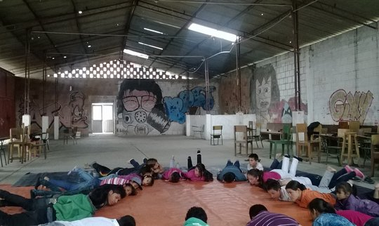Theater in Community Spaces