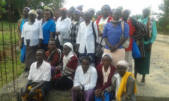 Build A Women's Center for 150 Kenyan Grandmothers