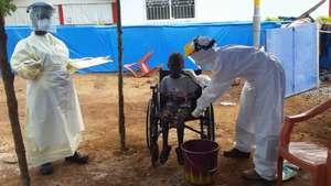 Triage at an Ebola Unit