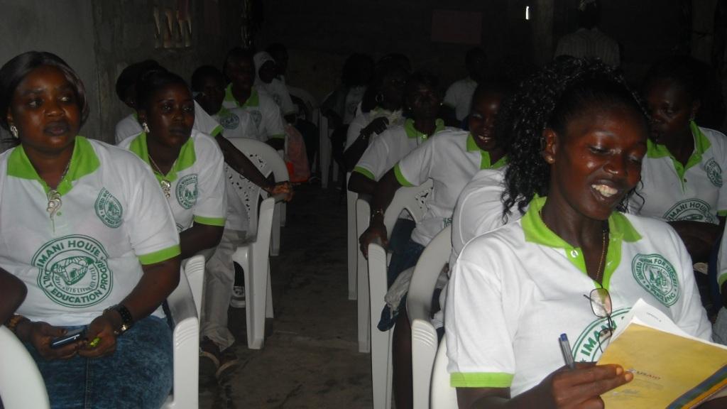 2016 IHI Liberia Adult Education