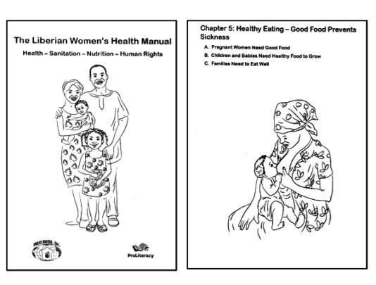 Liberian Women's Health Manual