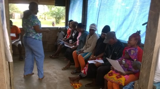 Health Manual Workshop led by a trained instructor