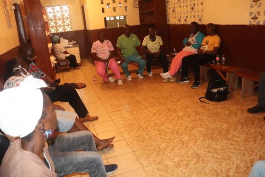 Clinic Staff Meeting