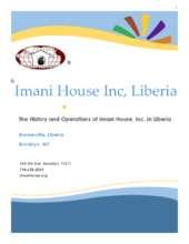Imani House Press Kit 2020 (PDF)