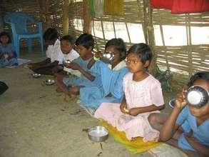 Bosenmura School, Orissa