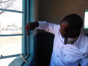 Mozzimort Coating for Malaria Prevention