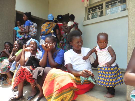 Children in Nyawa