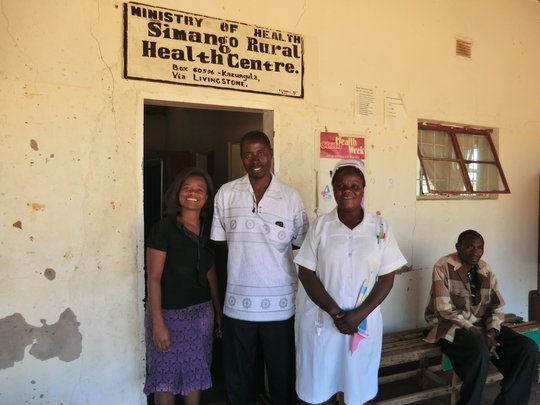 Simango Health Centre